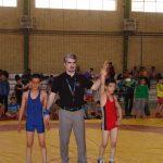 برگزاری مسابقات کشتی خردسالان قهرمانی شهرستان قدس
