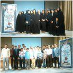 مسابقات قرآن کریم ویژه ورزشکاران ٬ جوانان در شهرستان قدس برگزار شد