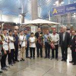 حضور مقتدرانه سه ژیمناست کار شهرستان قدس در مسابقات آسیایی تایلند….