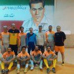تیم فوتسال جانبازان و معلولین شهرستان قدس به مسابقات نیمه نهایی جام رمضان استان تهران راه یافت .