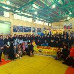 مسابقات مچ اندازی ویژه بانوان به مناسبت هفته عفاف و حجاب