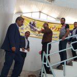 بازدید مهندس شکیبا مهر از پروژ های عمرانی در حال ساخت شهرستان قدس