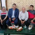 مسابقات کشتی انتخابی جوانان شهرستان قدس