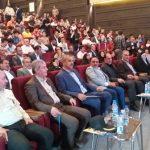 برگزاری پنجمین همایش تجلیل از قهرمانان ملی و مربیان قهرمان پرور در شهرستان قدس