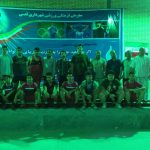 کسب مقام سوم تیمی وزنه بردارن شهرقدسی در مسابقات لیگ استان تهران