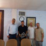 منصور دالایی طی حکمی از سوی سعادتی رئیس هیئت وزنه برداری بعنوان نائب رئیس این هیئت منصوب گردید.