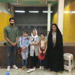 قهرمانی تیم تیر اندازی شهرقدس در مسابقات المپیاد آینده سازان استان تهران