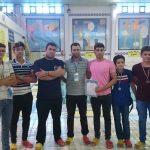 کسب عناوین درخشان تیم نجات غریق شهرقدس در مسابقات امیدهای آینده نجات غریق استان تهران