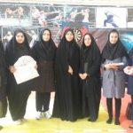 قهرمانی تیم اداره ورزش و جوانان در مسابقات دارت کارمندان شهرستان قدس (ویژه بانوان) به مناسبت هفته دولت