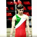 محمد رضا خسرونژاد ملی پوش ژیمناستیک جوانان کشور در مسابقات انتخابی تیم ملی برای اعزام به کشور اسلوونی با اقتدار مقام اول را از آن خود کرد.