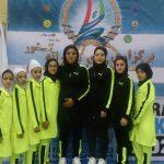 صدر نشینی تیم کاراته خردسالان شهرقدسی در هفته سوم لیگ کشوری