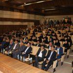 برگزاری مراسم معارفه رئیس اداره ورزش و جوانان شهرستان قدس