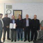 یعقوب نیکدل طی حکمی از سوی عطایی رئیس کاراته استان تهران بعنوان سرپرست هیئت شهرستان قدس منصوب گردید.