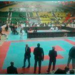 کسب مدال برنز کاراته کاهای ارزنده شهرقدسی در مسابقات قهرمانی کشور و راهیابی به تیم ملی