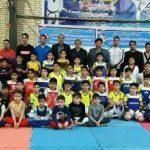 بازدید سرپرست اداره ورزش و جوانان از باشگاه ورزشی شهر قدس