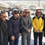 کوهپیمایی ۲۰۰۰ نفری رزمی کاران استان تهران درتوچال برگزار شد