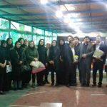 برگزاری همایش تیروکمان ویژه کارمندان ادارات و هیات های ورزشی در شهرستان قدس