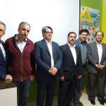 افتتاحیه اولین باشگاه کوهنوردی در شهر قدس