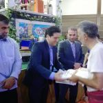 """""""برگزاری مراسم روز فرهنگ پهلوانی و ورزش زورخانه ای در شهرستان قدس"""""""