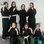 کسب عناوین درخشان دختران رزمی کار قدسی در مسابقات تای کیک بوکسینگ قهرمانی کشور
