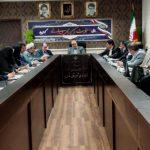 دومین جلسه شورای ورزش در محل فرمانداری برگزار شد
