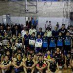 برگزاری مسابقات والیبال به مناسبت هفته نیروی انتظامی در شهر قدس