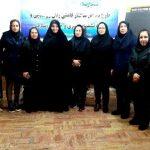 طرح سنجش ساختار قامتی زنان روستایی در دانش شهرستان قدس اجرا شد