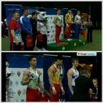 افتخاری دیگر در ورزش شهرستان قدس؛  نائب قهرمانی خسرو نژاد در مسابقات جام ورونین روسیه