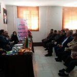 برگزاری جلسه مشترک روءسای هیاتهای ورزشی در خصوص برنامه های چهلمین سالگرد پیروزی انقلاب اسلامی و حماسه ۹ دی