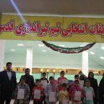 برگزاری مسابقات تیراندازی با تفنگ به مناسبت گرامیداشت ایام الله دهه فجر