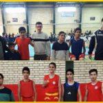 ووشو کاران قدسی در مسابقات ساندا استان تهران خوش درخشیدند