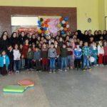 گرامیداشت چهلمین سالگرد پیروزی انقلاب اسلامی / برگزاری سومین جشنواره مسابقه بازی و ورزش کودکان در هفت جوی