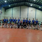 مسابقات والیبال آقایان ویژه دهه مبارک فجر با قهرمانی تیم دکورادیس پایان یافت
