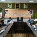 برگزاری نخستین شورای اطلاع رسانی در شهرستان قدس