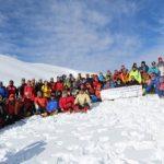 برگزاری همایش کوهنوردی به مناسبت گرامیداشت دهه مبارک فجر
