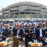 ارسال محموله کمک رسانی به مناطق سیل زده با مشارکت اداره ورزش و جوانان شهرستان قدس