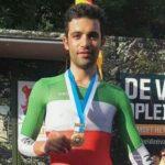 افتخاری دیگر برای ورزش شهرستان قدس / اولین طلای آسیایی دوچرخهسواری توسط گنجخانلو