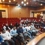 جلسه مسئولین کمیته مچ اندازی شهرستان های توابع استان تهران به میزبانی شهرقدس