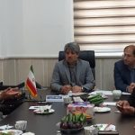 برگزاری جلسه کمیسون ورزشی شورای اسلامی با مسئولان ورزشی شهرستان قدس