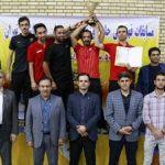 هوگوپوشان شهرقدسی جایگاه سوم جام حوزه و شهرستان های استان تهران را به خود اختصاص دادند