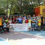 گرامیداشت هفته دولت/ حضور چشمگیر خانواده ها از مسابقات اسکیت شهرقدس