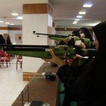 معرفی نفرات برتر مسابقات تیر اندازی با تفنگ کارکنان دولت به مناسبت گرامیداشت هفته دولت