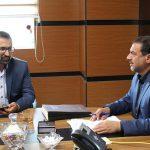 دیدار رئیس اداره ورزش و جوانان با      اعضای شورای اسلامی شهر قدس