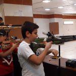 گرامیداشت هفته دفاع مقدس/ برگزاری مسابقات تیراندازی با تفنگ