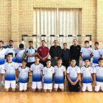 نائب قهرمانی تیم هندبال نونهالان شهرقدس در مسابقات هندبال استان تهران