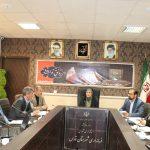 پنجمین جلسه ستاد ساماندهی امور جوانان شهرستان قدس با موضوع اوقات فراغت تشکیل شد