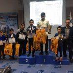 شطرنج باز شهرقدسی به مقام سوم چهارمین دوره مسابقات بین المللی جام پایتخت دست یافت
