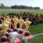 مراسم اختتامیه لیگ فوتبال شهرستان قدس