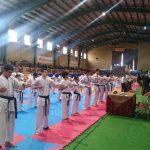 گرامیداشت هفته بسیج/ مسابقات کاراته پسران در شهرستان قدس برگزار شد