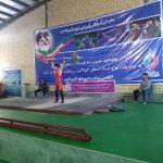 مسابقات وزنه برداری توابع استان تهران به میزبانی شهرستان قدس برگزار شد